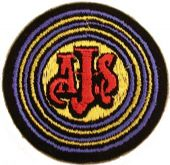 AJS - Embroidered Patch